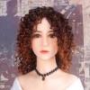 #11 Medium Curly Brown Hair