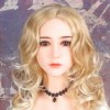 #9 Long No-Fringe Wavy Blonde Hair